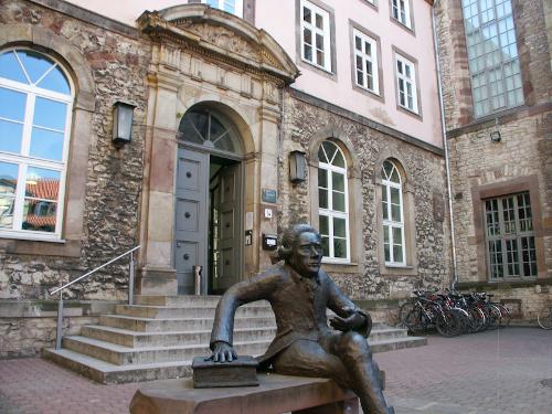 SUB Göttingen, Historisches Gebäude
